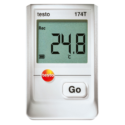 Temperature Recorders & Data Loggers