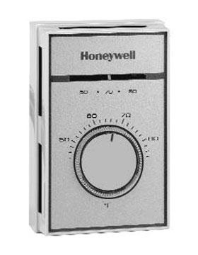 Honeywell T451B3004 120V Light Duty Line Volt Heat Thermostat