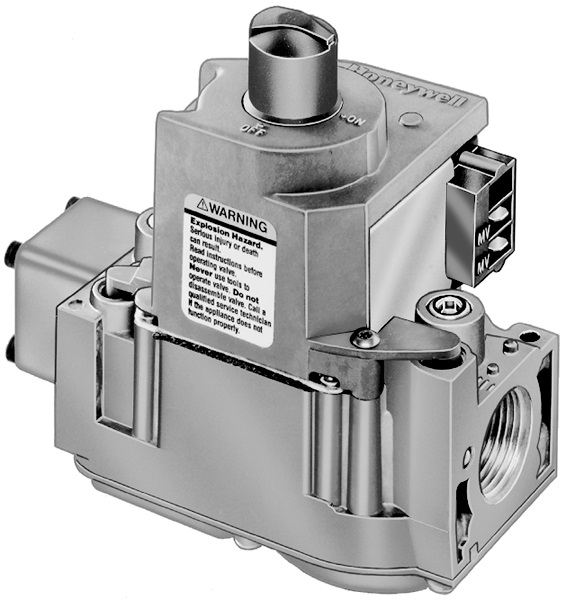 Honeywell VR8305M3506 Dual Automatic Combination Valve 24V