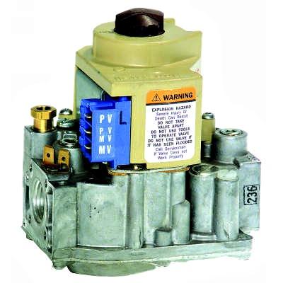 Honeywell VR8204C1019 24V Dual Intermittent Pilot Gas Valve