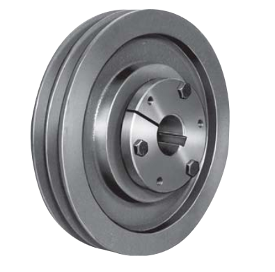 "Emerson (Browning) 35V1180 3-Groove 11.8"" Diameter Pulley"