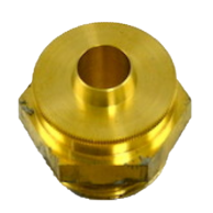 "Actaris 758107 Regulator Orifice 1/2"" for B34 Series"