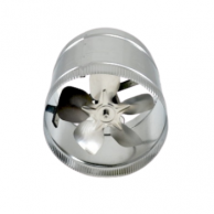 "Supco DB12 Duct Booster 12"" with 10"" Fan Blade"