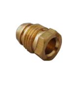 Baso R43283-2H 1/4 Cc Nut (2Pack)