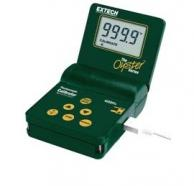 Extech 433201 Multi-Type Calibrator Thermometer, 115V