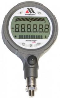 Meriam MPG7000 Plus Digital Pressure Gauge, 0-500 PSIG