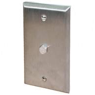 BAPI ZPS-ACC01 Zone Pressure Pick-Up 2X4 Stainless Steel Plate
