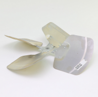 """Revcor REV024AS Condenser Fan Blade 22"""" Diameter 4-Blade 27-Degree 1/2"""" Bore Counter-Clockwise"""