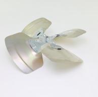 """Revcor REV026AS Condenser Fan Blade 22"""" Diameter 4-Blade 32-Degree 1/2"""" Bore Counter-Clockwise"""