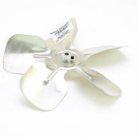 "Heatcraft Refrigeration R026215300 Fan Blade 10"" 40-Degree 5-Blade Counter-Clockwise"