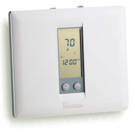 Robertshaw 300-207 Digital Non-Programmable Thermostat 1H/1C for Heat Pump