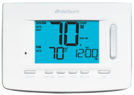 Braeburn 5220 Premier Series Thermostat Programmable or Non-Programmable 7-Day