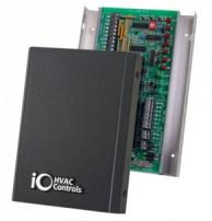iO HVAC Controls ZP3-HPS Heat Pump 3-Zone Control Panel