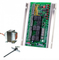 iO HVAC Controls ZP3-HCMS-KIT Multi- Stage 3-Zone Control Panel Kit