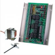 iO HVAC Controls ZP3-HPS-KIT Heat Pump 3-Zone Control Panel Kit