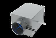 "Titus PESV-24 Variable Air Volume with Pneumatic Control & Actuator 24"" x 16"""