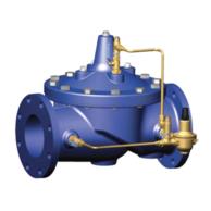 "Cla-Val 90-01-2823D Water Regulator 1.5"" 30-300 PSI"