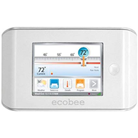 Ecobee EB-STAT-02 Smart Thermostat 7-Day 4-Heat/2-Cool