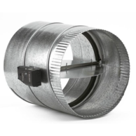 ZoneFirst RDP-20 Plug-In Round Damper 20""