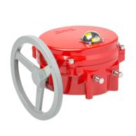 Bray Valves 70-0200-113DC-536K Electric Actuator 24V 2-Position 60-Seconds NEMA 4 2000 in lb