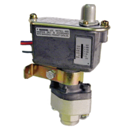 Barksdale Products C9612-2 Visual Indicating Sealed Piston Switch Single Setpoint 125-1500 PSI