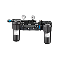 """Nu-Calgon 9294-02 High Flow 10"""" Pre-Filter Twin Manifold"""