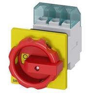Siemens 3LD2254-0TK53 Disc Switch 3-Pole 32A