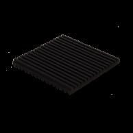 DiversiTech MP-4 AV Pad Rubber (4x4x3/8)