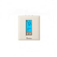 Robertshaw RS332NE Slimline Premier Digital Non-Programmable Thermostat with Economizer