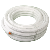 "DiversiTech WP1234-82 White Pipe 3/4x1/2"" x 82ft"