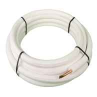 "DiversiTech WP1258-50 White Pipe 5/8x1/2"" x 50ft"