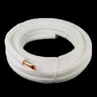 "DiversiTech WP1278-50 White Pipe 7/8x1/2"" x 50ft"