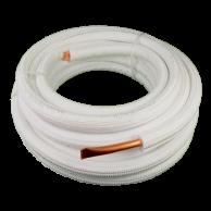 "DiversiTech WP1278-82 White Pipe 7/8x1/2"" x 82ft"